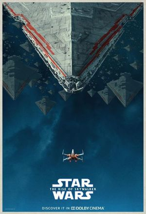 'Star Wars: The Rise of Skywalker' Dolby Cinema Poster