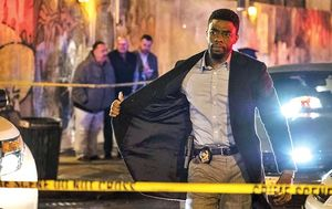 Chadwick Boseman • '21 Bridges'