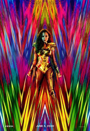 'Wonder Woman 1984' Poster