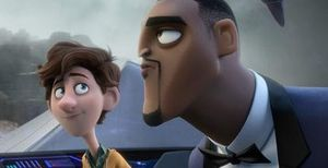 Voice Performances by Tom Holland & Will Smith