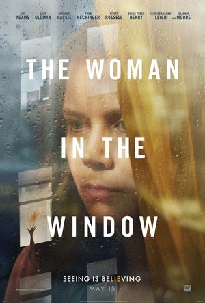 'The Woman in the Window' Poster