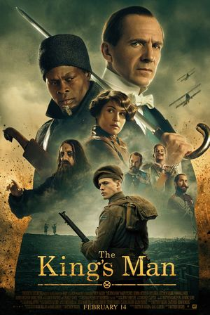 'The King's Man' Poster