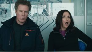 Will Ferrell and Julia Louis-Dreyfus