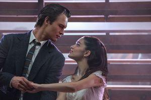 Tony and Maria (Ansel Elgort & Rachel Zegler)