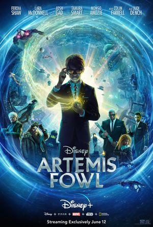'Artemis Fowl' poster