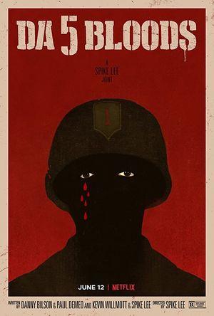 'Da 5 Bloods' poster