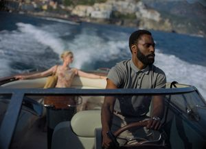 John David Washington, Tenet
