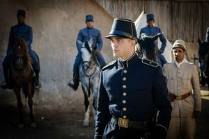 Robert Pattinson in 'Waiting for the Barbarians'