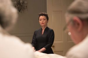 Lesley Manville in 'Phantom Thread'