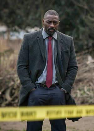 Idris Elba as 'Luther'