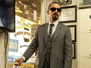 Shia LaBeouf in 'The Tax Collector'
