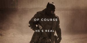 Knightmare Batman: Of Course He's Real