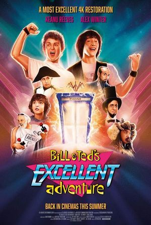 Bill & Ted's Most Excellent 4K Restoration