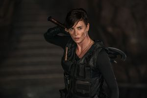 Charlize Theron in 'The Old Guard'