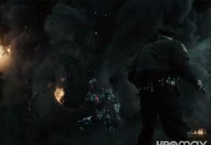 Cyborg Saves a Cop