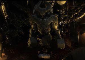Steppenwolf in Batman v Superman