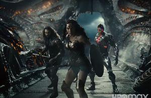 Wonder Woman, Cyborg & Aquaman Prepare for Battle