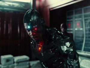 Cyborg Reacts