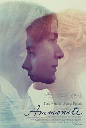 Ammonite Poster - Kate Winslet and Saoirse Ronan