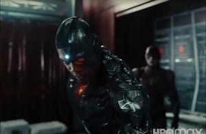 Cyborg & The Flash