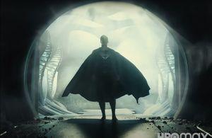 Black Suited Superman - Rebirth
