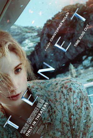 'Tenet' Poster - Elizabeth Debicki