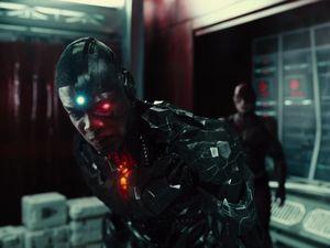 Cyborg's Rage