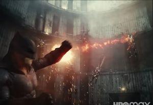 Batman v Parademons