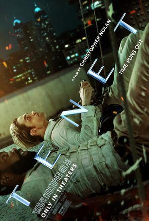 'Tenet' Poster - John David Washington and Robert Pattinson