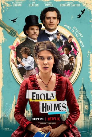 'Enola Holmes' Poster