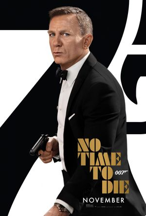 'No Time to Die' Poster