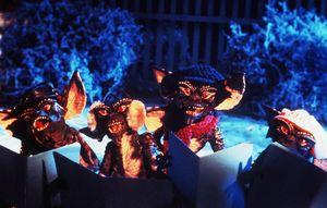 Gremlins get festive