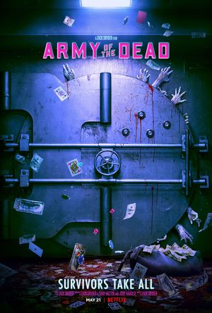 'Army of the Dead' Poster