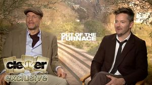Woody Harrelson & Director Scott Cooper talk Out Of The Furn
