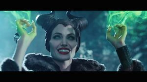 Angelina Jolie and Elle Fanning talk about the story of Sleeping Beauty and Maleficent