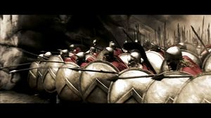This is madness! Madness? This is Sparta! 300