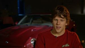Jesse Eisenberg on his character, stunt driving and Danny McBride in 30 Minutes or Less