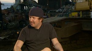 Nick Swardson on flamethrowers and working with Ruben Fleischer on 30 Minutes or Less