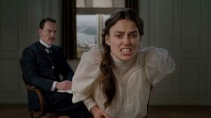 I want you to punish me. A Dangerous Method