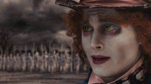 The Mad Hatter in Alice in Wonderland