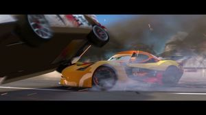 Formula, Rally and all other type of cars in Cars 2