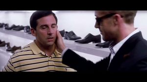 Please, it looks like you've got a schwanz in your mouth. Crazy, Stupid, Love