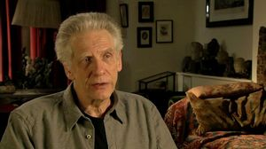 David Cronenberg talks about Otto Gross, Keira Knightley and A Dangerous Method