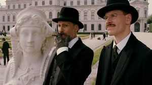 Freud and Jung discuss Otto Gross in A Dangerous Method