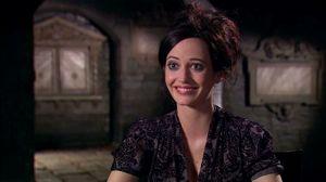 Eva Green says Johnny Depp is a German expressionist in Dark Shadows