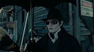 I'm a vampire. Congratulations. Dark Shadows