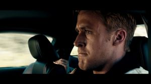 Ryan Gosling and Christina Hendricks get chased in Drive
