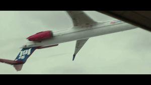 Denzel Washington turns plane upside down in Flight