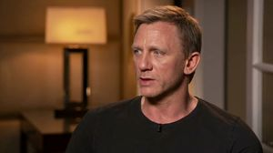 Daniel Craig talks about the movie and his character in Girl with the Dragon Tattoo