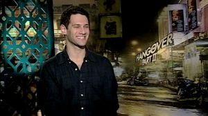 Justin Bartha talks about filming The Hangover 2 in Thailand